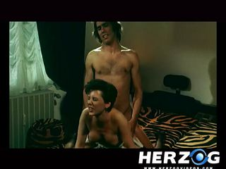 Секс с худой женой